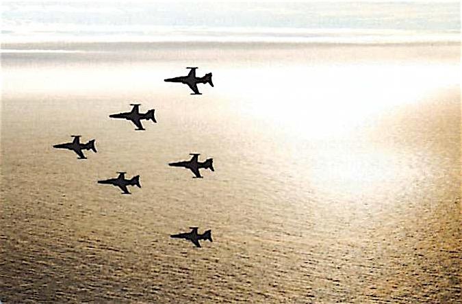 Hawk T2 Formation