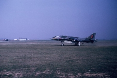1972_pm_Harrier XV784 Thunders Off Soest Summer