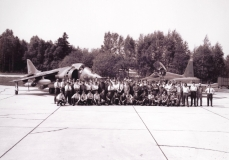 1973_pm_4 & 717 Sqns Photo Rygge Norway May