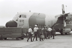 1973_pm_All Aboard Norwegian Air Force C130 to Rygge May