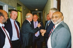 2002_cottesmore_reunion_90th_90th - Group in Officers Mess