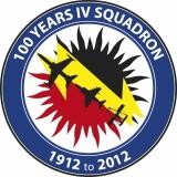 0387_11RD IV Sqn Anniversary Logo